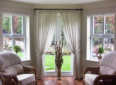 Living Room Voile